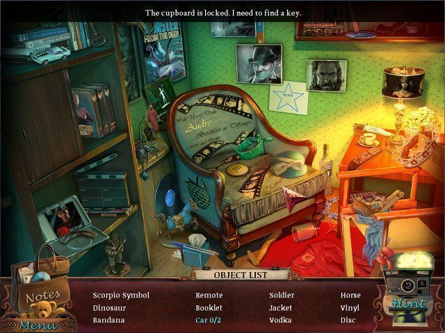 Deadly Puzzles: Toymaker - Screenshot 1