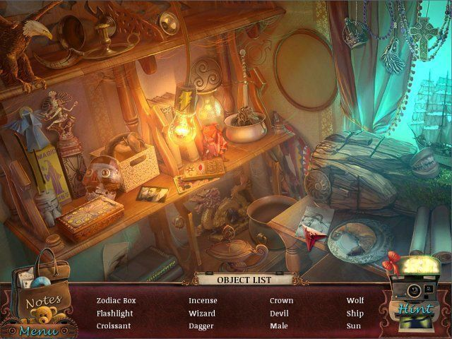 Deadly Puzzles: Toymaker - Screenshot 5