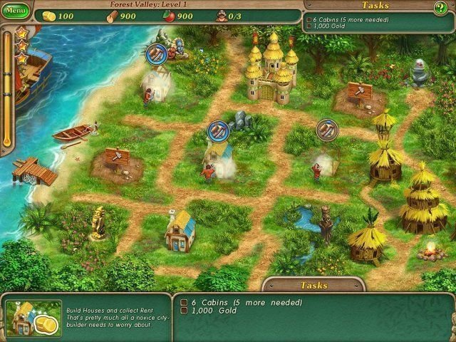 Royal Envoy 3 - Screenshot 1