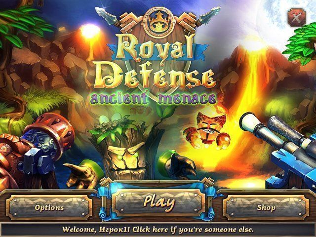 Royal Defense: Ancient Menace - Screenshot 6