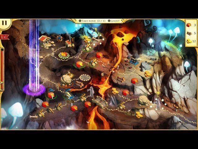 12 Labours of Hercules II: The Cretan Bull - Screenshot 1