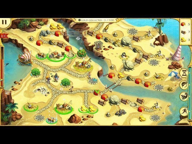 12 Labours of Hercules II: The Cretan Bull - Screenshot 6