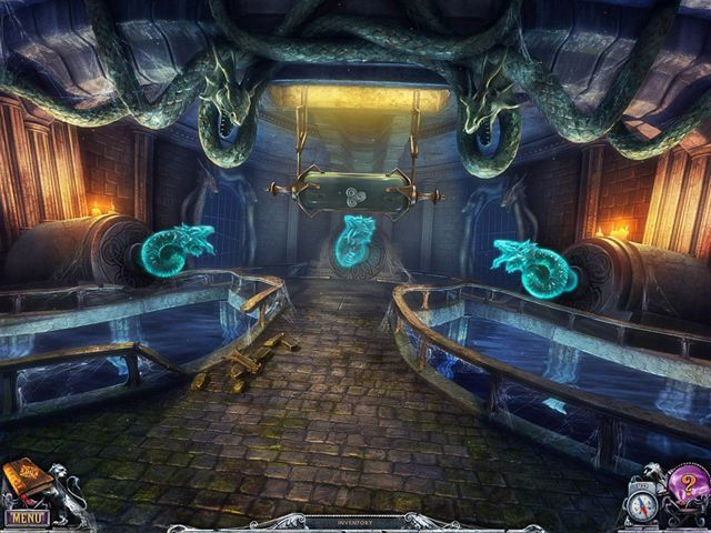 House of 1000 Doors: Serpent Flame - Screenshot 4