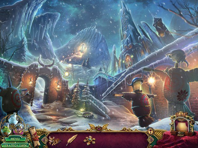 Dark Strokes: The Legend of Snow Kingdom. Collector's Edition - Screenshot 3