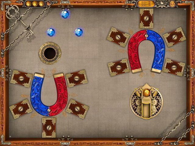 Slingshot Puzzle - Screenshot 1