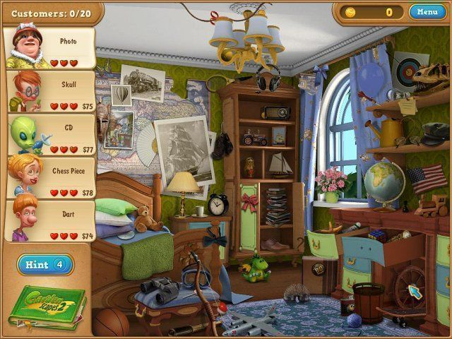 Gardenscapes 2. Collector's Edition - Screenshot 4