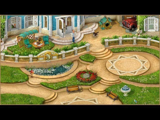 Gardenscapes 2. Collector's Edition - Screenshot 7