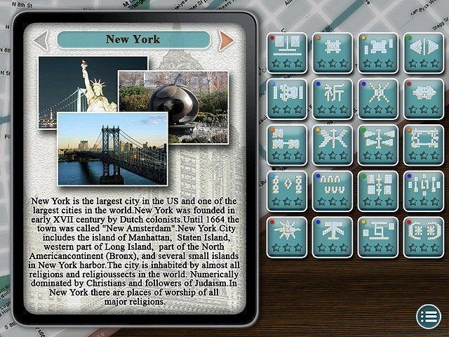 World's Greatest Cities Mahjong - Screenshot 1