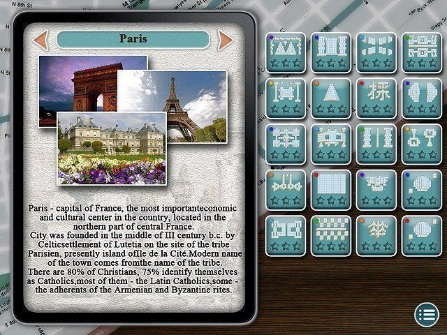 World's Greatest Cities Mahjong - Screenshot 5