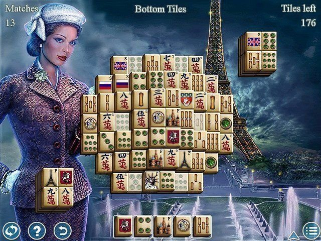 World's Greatest Cities Mahjong - Screenshot 6