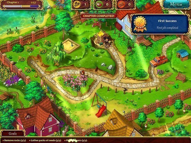 Gardens Inc. - From Rakes to Riches - Screenshot 1