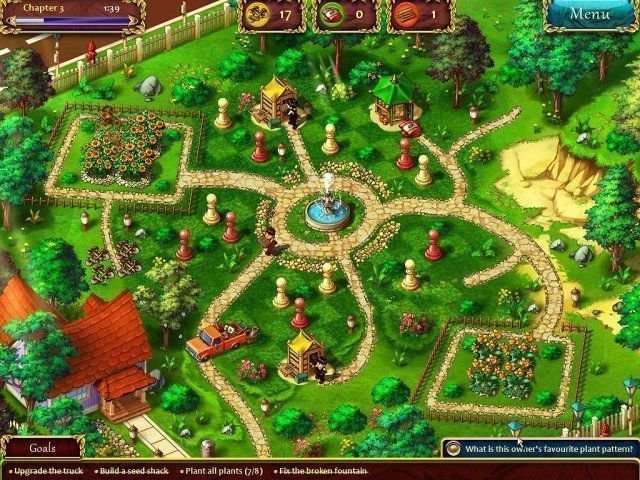 Gardens Inc. - From Rakes to Riches - Screenshot 2