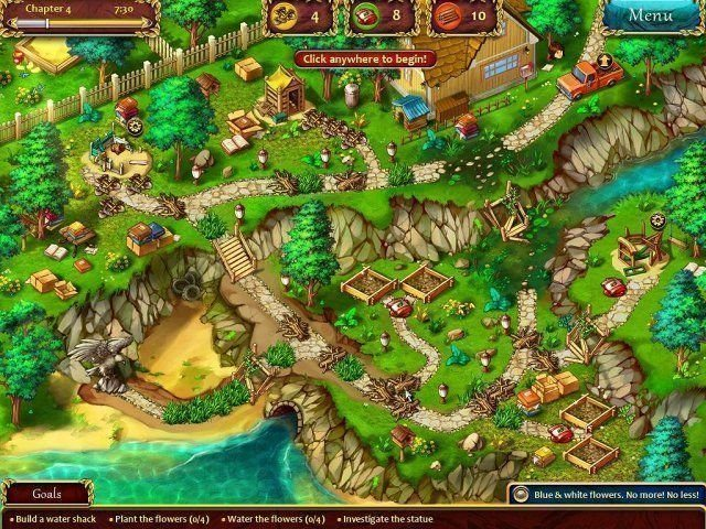 Gardens Inc. - From Rakes to Riches - Screenshot 3