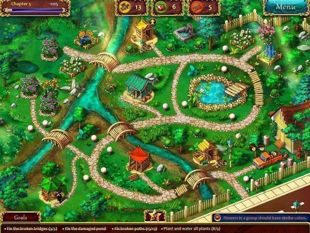 Gardens Inc. - From Rakes to Riches - Screenshot 4