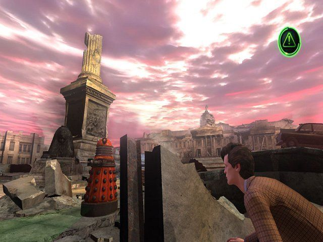 Doctor Who. Episode One: City Of The Daleks - Screenshot 1
