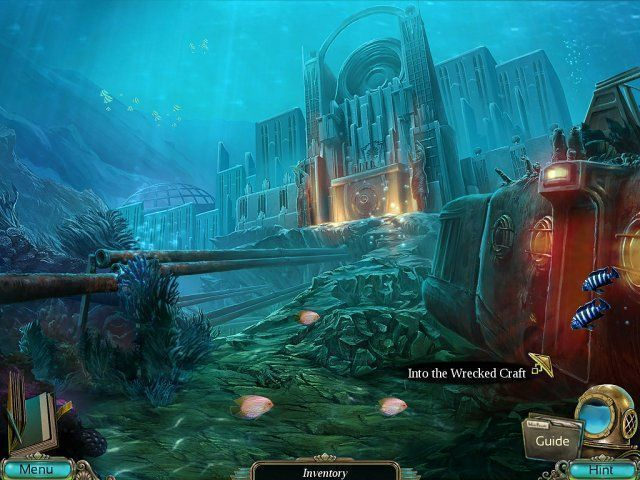 Abyss: The Wraiths of Eden Collector's Edition - Screenshot 1