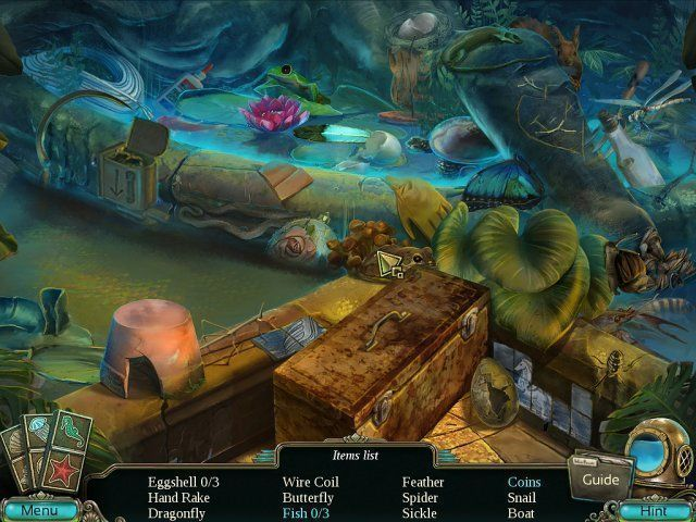 Abyss: The Wraiths of Eden Collector's Edition - Screenshot 2