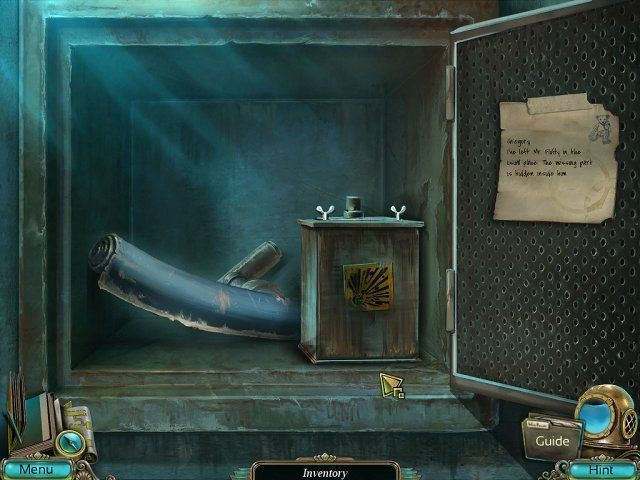 Abyss: The Wraiths of Eden Collector's Edition - Screenshot 7