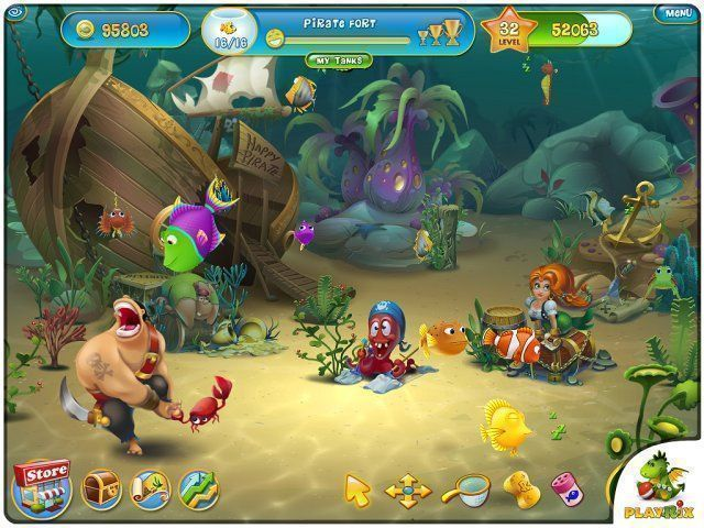 Fishdom 3 Collector's Edition - Screenshot 2