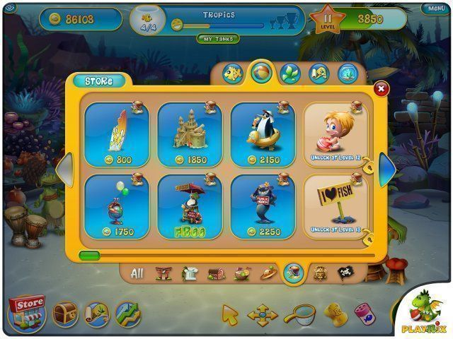 Fishdom 3 Collector's Edition - Screenshot 3