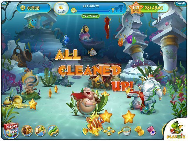 Fishdom 3 Collector's Edition - Screenshot 4