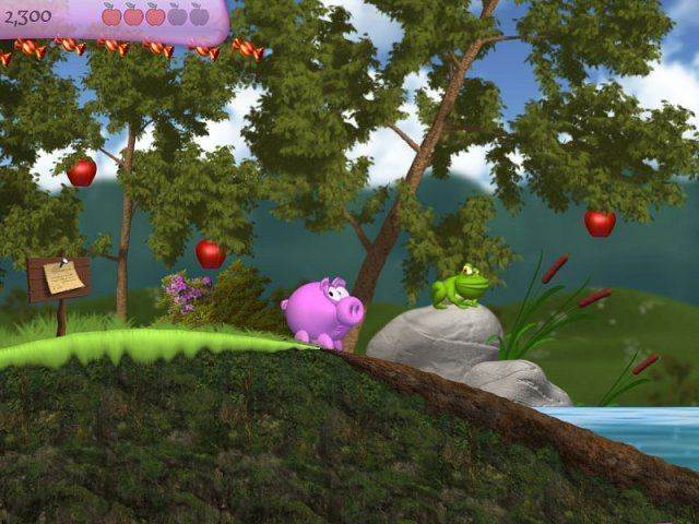 Piggly - Screenshot 2