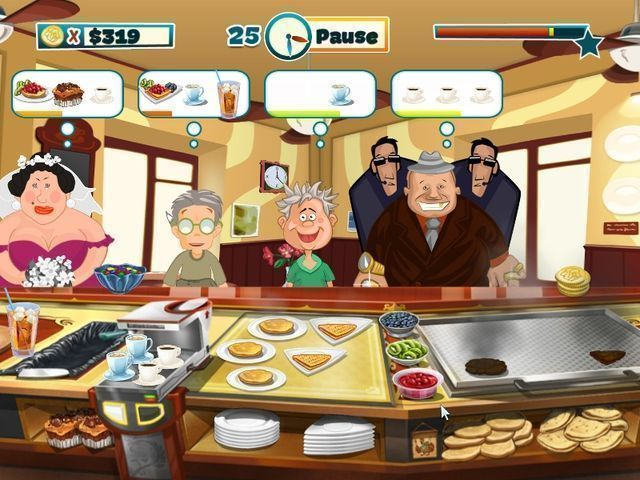 Happy Chef - Screenshot 1