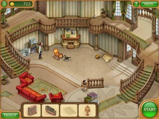 Gardenscapes: Mansion Makeover Collector's Edition - Screenshot 2