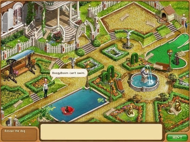 Gardenscapes: Mansion Makeover Collector's Edition - Screenshot 5
