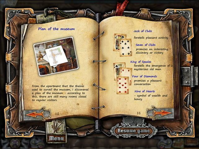 Solitaire Mystery: Stolen Power - Screenshot 3