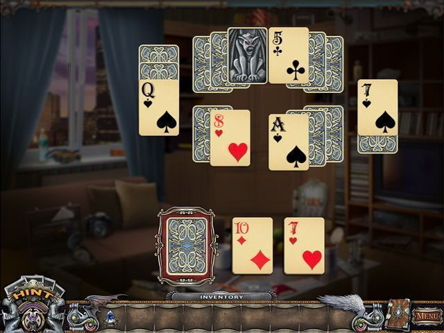 Solitaire Mystery: Stolen Power - Screenshot 6