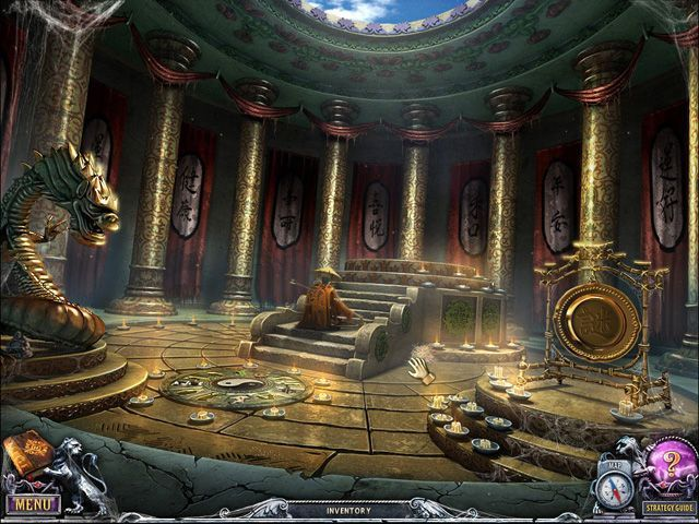 House of 1000 Doors: The Palm of Zoroaster Collector's Edition - Screenshot 5