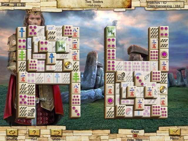 World's Greatest Places Mahjong - Screenshot 4