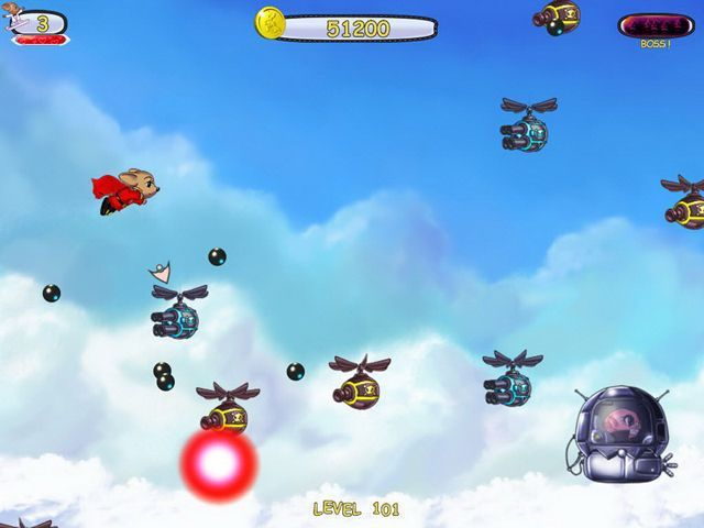 Sky Taxi: Top Secret - Screenshot 2