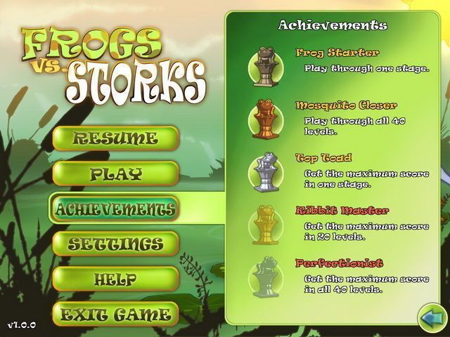 Frogs vs. Storks - Screenshot 3