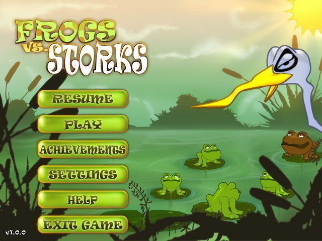Frogs vs. Storks - Screenshot 7