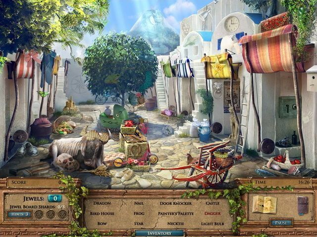 Jewel Quest Mysteries: The Seventh Gate - Screenshot 1