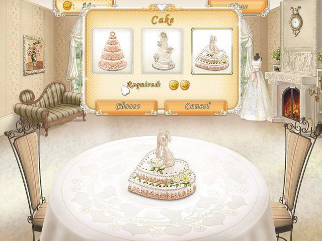 Wedding Salon - Screenshot 1