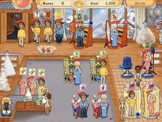 Wedding Salon - Screenshot 5