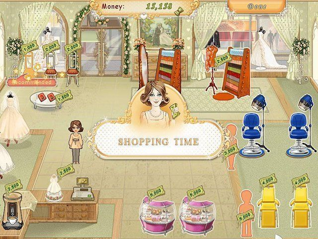 Wedding Salon - Screenshot 7