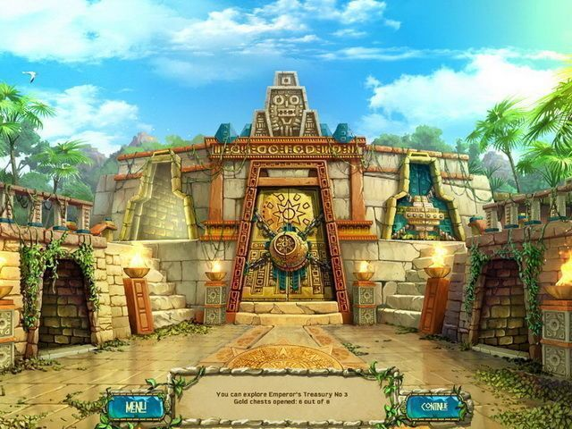 The Treasures Of Montezuma 3 - Screenshot 2