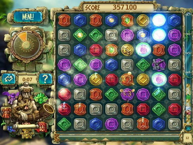 The Treasures Of Montezuma 3 - Screenshot 3