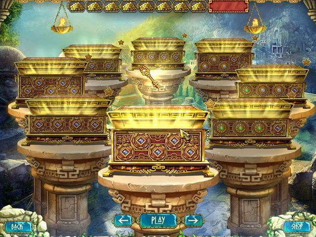 The Treasures Of Montezuma 3 - Screenshot 4