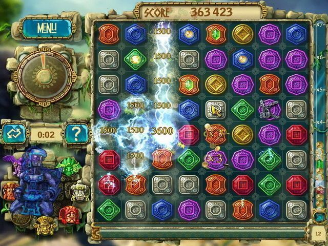 The Treasures Of Montezuma 3 - Screenshot 5