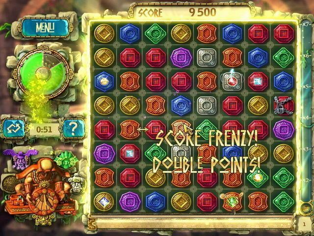 The Treasures Of Montezuma 3 - Screenshot 7
