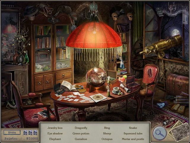 Letters from Nowhere 2 - Screenshot 1