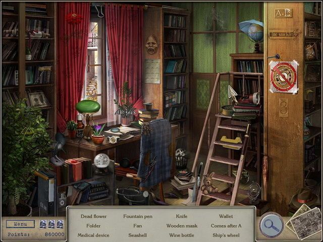 Letters from Nowhere 2 - Screenshot 3