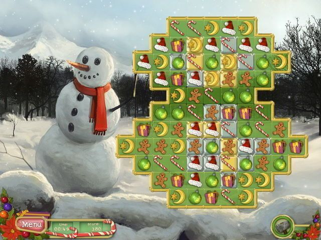 Christmas Puzzle - Screenshot 1