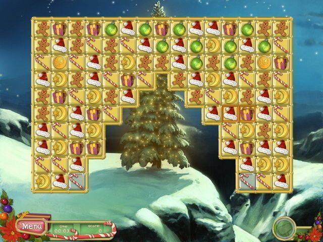 Christmas Puzzle - Screenshot 3