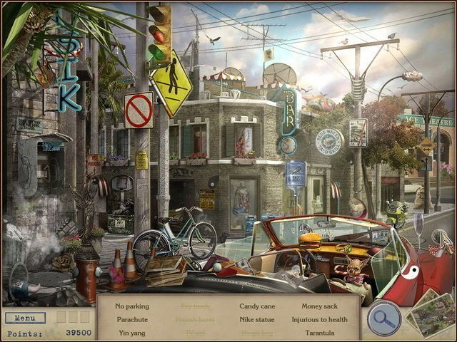 Letters from Nowhere - Screenshot 1